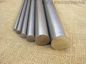 "Bright Mild Steel Round Bar 12mm to 50mm & 1/2"" to 2"" - EN1A - Rod - 250-1000mm"
