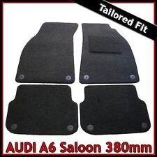 Audi A6 Saloon 380mm Tailored Carpet Car Mats (2004 2005 2006 2007 2008 2009...)