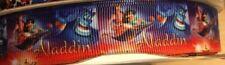 "Aladdin Disney Genie grosgrain ribbon 7/8"" x 3 ft"