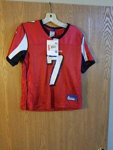 Michael Vick #7 Atlanta Falcons Women's Reebok Jersey Medium NWT