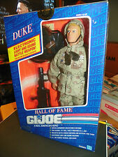 "G.I.JOE 1991 Hall of Fame Duke 12"" FIGURE ELECTRONIC -W/ FREE MOVIE + 900 CARDS"