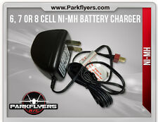 6, 7 & 8 Cell NiMH Battery Charger