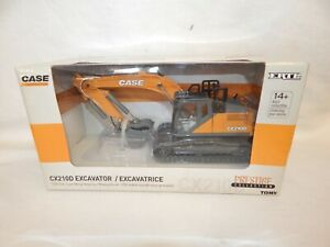 ERTL CASE CX210D EXCAVATOR 44230 PRESTIGE COLLECTION BNIB 1:50
