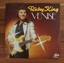 "Single 7"" Vinyl Ricky King - Venise + Monkey Dance"