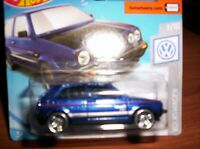 VOLKSWAGEN GOLF  MK2. - HOT WHEELS - SCALA 1/55