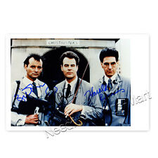 Ghostbusters - Bill Murray, Dan Aykroyd, Harold Ramis - Autogrammfotokarte 