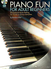 Piano Fun For Adult Beginners-Recreational Music Making For Private Or Group Ins