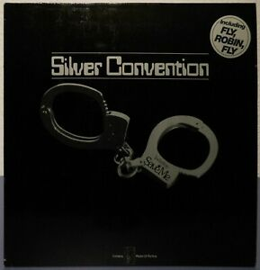 LP Silver Convention (NM) / inkl. Poster