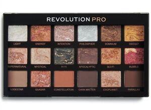 Makeup Revolution Eyeshadow Pro Regeneration Palette Astrological