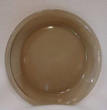 Pyrex 9 inch Pie Plate Pan Amber Glass 209 Vintage : pyrex pie plate 9 inch - pezcame.com