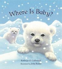 Where Is Baby? by Kathryn O. Galbraith (2013, Picture Book)