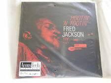 FRED JACKSON Hootin' 'N Tootin' Earl VanDyke 45 rpm 180 gram SEALED 2 LP