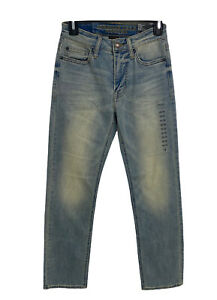 American Eagle Actif Flexible Jeans Pantalon Droit Taille 26x28