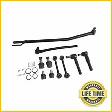 10x Inner & Outer Tie Rod Ends Ball Joints Kit Ford Excursion F-250 F-350 Sd 2Wd