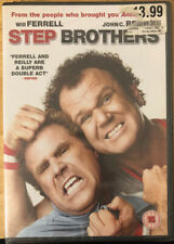 Step Brothers (DVD, 2009)