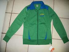 Brand New w/tags Womens Brazil Puma SportLifestyle Jacket Size M