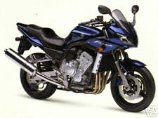 YAMAHA TOUCH UP PAINT 03-05 FZS1000 GALAXY BLUE