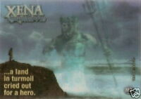 Xena M2 Xena in Motion Insert card  Lawless Quotable