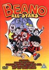 THE BEANO ALL STARS DVD  DENNIS MENACE MINNIE MINX 19 STORIES