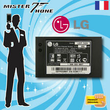 BATTERIE ORIGINE LG LGIP-340N BL20 NEW CHOCOLATE GS500 COOKIE PLUS KM570 ARENA 2
