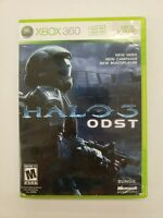 Xbox 360 HALO 3 ODST GAME 2 Disc Set  Fast Shipping