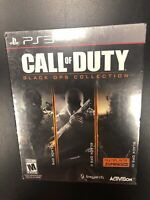 Call of Duty Black Ops Collection PS3 New Sealed Complete CIB Playstation 3