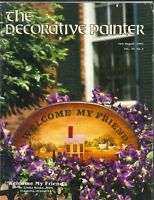 The Decorative Painter July August 1987 Magazine