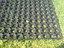 Gateway Grass Mats 1mx1.5m 23mm Safety Rubber Matting Playground Golf Garden