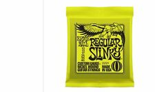 Ernie Ball Regular Slinky Nickel Steel Electric 10-46 Guitar Strings Set
