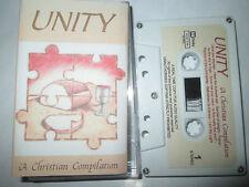 UNITY A Christian Compilation UK music cassette tape