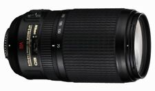 Used great condition Nikon 70-300mm F/4.5-5.6 AF-S VR IF ED G Lens + Skylight