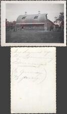 Vintage Photo View of Roadside Barn on Dairy Farm 672186