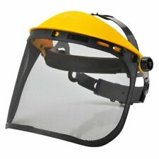 Portwest Browguard With Mesh Visor Black One Size Pw93
