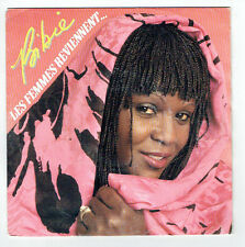 """BIBIE Vinyle 45T 7"""" LES FEMMES REVIENNENT .. - FAIS-MOI REGGAE - CBS 650220 RARE"""