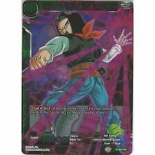 Inferno Forged Hell Fighter 17 P-087 PR - Foil Promo Dragon Ball Super Card Game