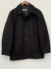 Schott NYC Wool Pea Coat Men's Size Small