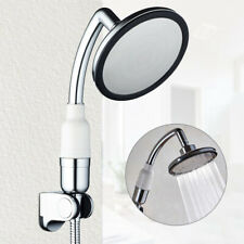 High Pressure Large Shower Head Powerful Energy Bath Heads Chrome Water Saving