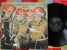 The Who Odds & Sods LP 1974 **VG+/EX-**POSTER & LYRIC SLEEVE**ABC 254**