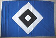 HSV Fahne  Flagge Fahne Ösen 80 cm x 120 cm