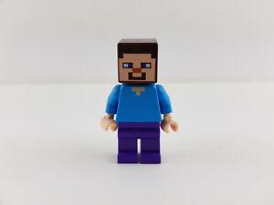 Lego® Minecraft Figur Minifigur Steve min009