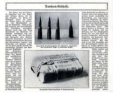 Französische Dumdum-Geschosse in Originalpackung 1914 *  WW 1