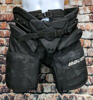 Bauer Elite Intermediate Large Adult SR Small Ice Hockey Goalie Pants Breezer 32