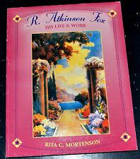 1999 R ATKINSON FOX Life & Work Artwork Price Guide Rita Mortenson B2