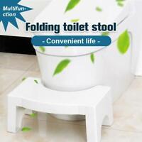 Multifunktionales Kinderbadezimmer Kunststoff Toilettenhocker Artefakt H1A8