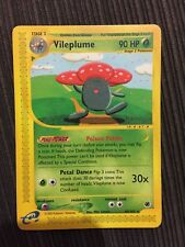 Pokemon Vileplume 69/165 Expedition Non-Holo Rare! Mint