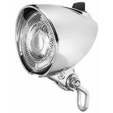 Busch & Müller Lumotec Classic N Plus Fahrrad Retro Front Lampe LED Scheinwerfer