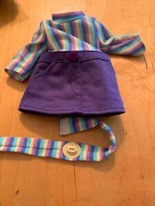 Playmates Doll Amazing Ally Original Doll Dress V1