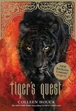 Tiger's Quest by Colleen Joyce Paperback Tigers Curse Series Book 2 Sequel Novel