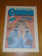 EMMA #50 3RD FEBRUARY 1979 BRITISH WEEKLY SMURFS JOHN TRAVOLTA_