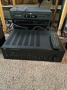 NAD C355BEE INTEGRATED AMPLIFIER WITH REMOTE